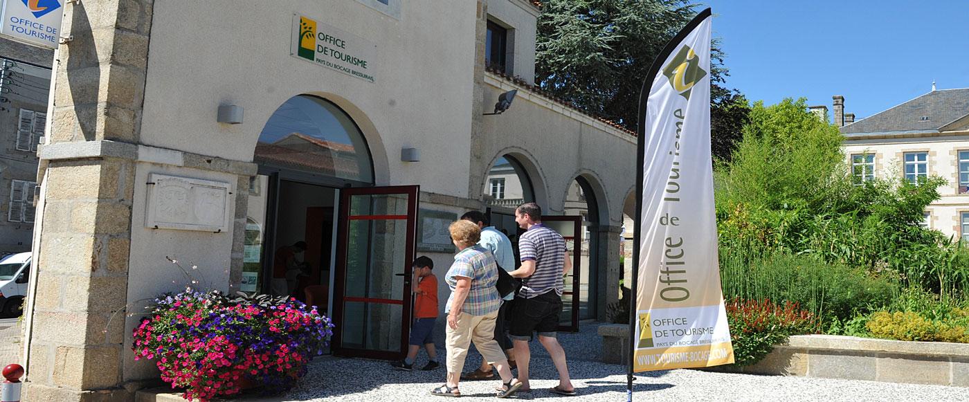 Office de tourisme du bocage bressuirais poitou - Office du tourisme de poitiers ...